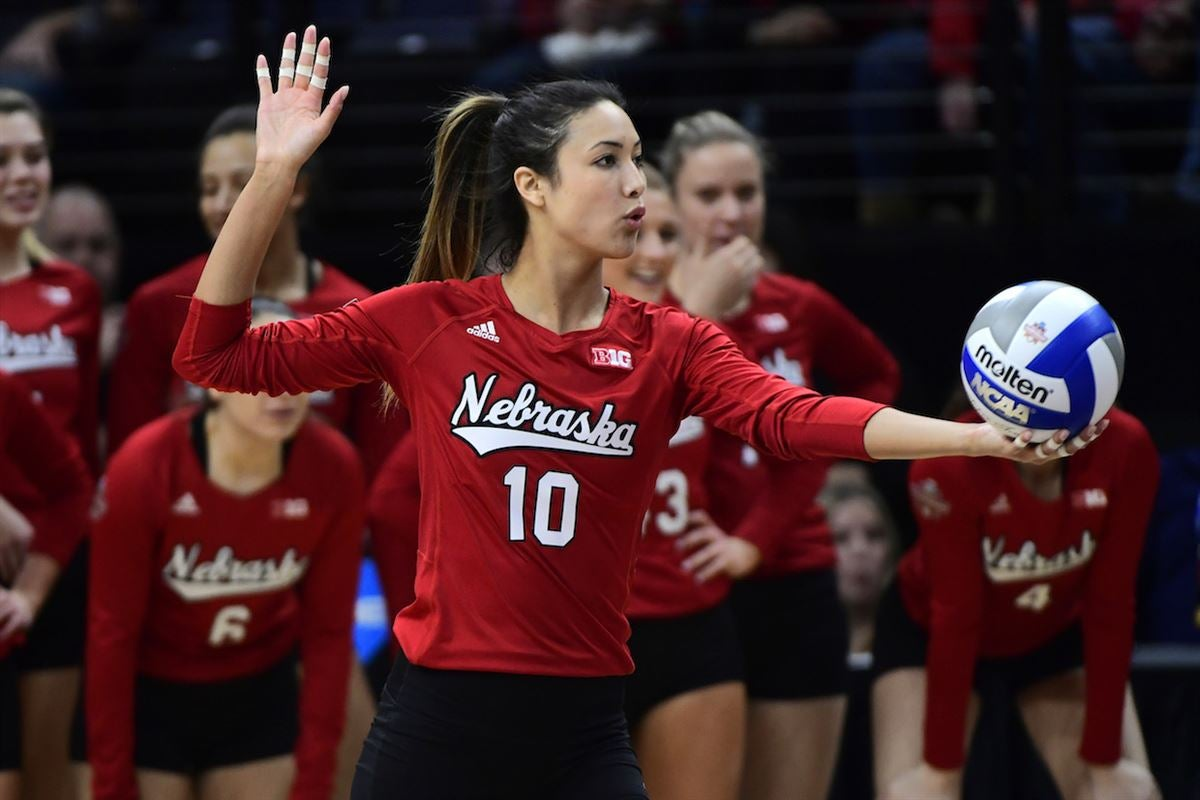 Volleyball: Several Huskers honored by Big Ten Conference