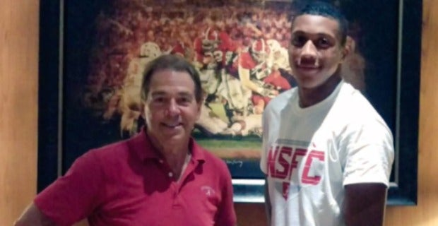 Tide legacy Reggie Grimes excited about Alabama offer