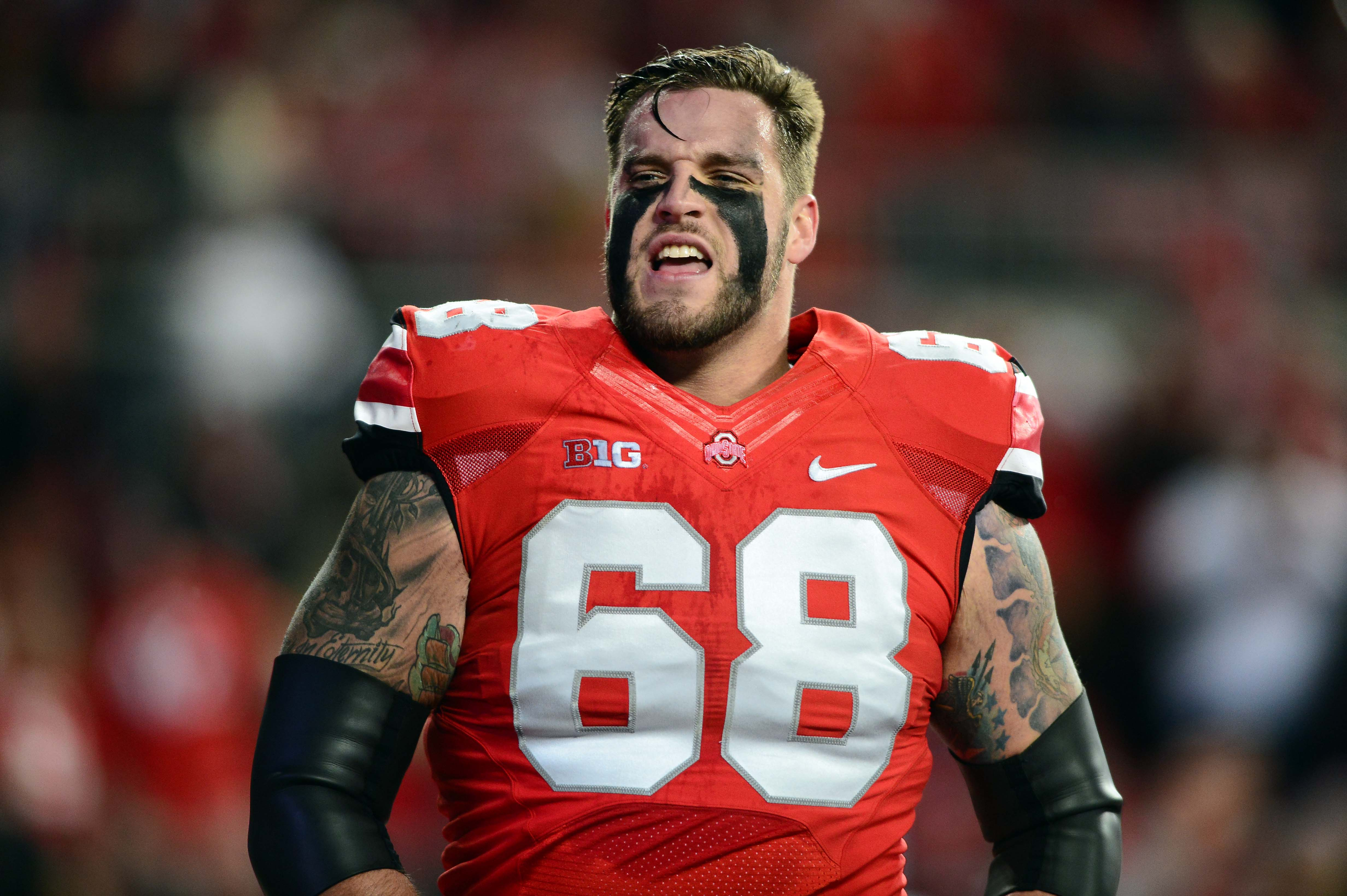 NFL Draft Ohio State s Taylor Decker Is f the Board