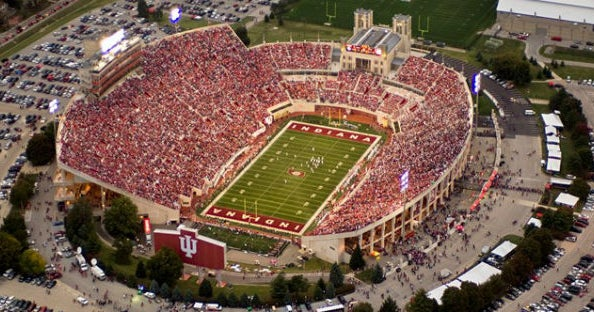 Iu Athletics Outlines Plan To Sell Beer Wine At Football Games