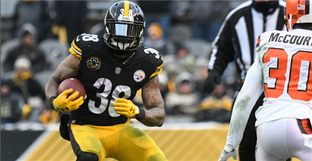169e083fe04 Pittsburgh Steelers players wearing new jersey numbers this year