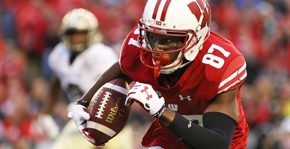 Badgers 'extremely excited' to have Cephus back on the field