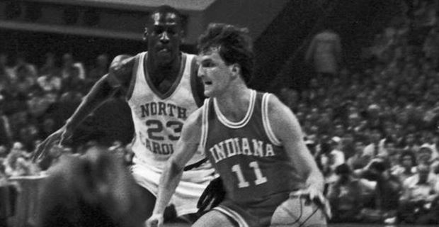 Throwback Thursday: Indiana Hoosier Dan Dakich guards ...
