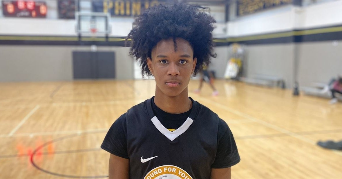 2023 NC point guard Aden Holloway holds three ACC offers, set to breakout