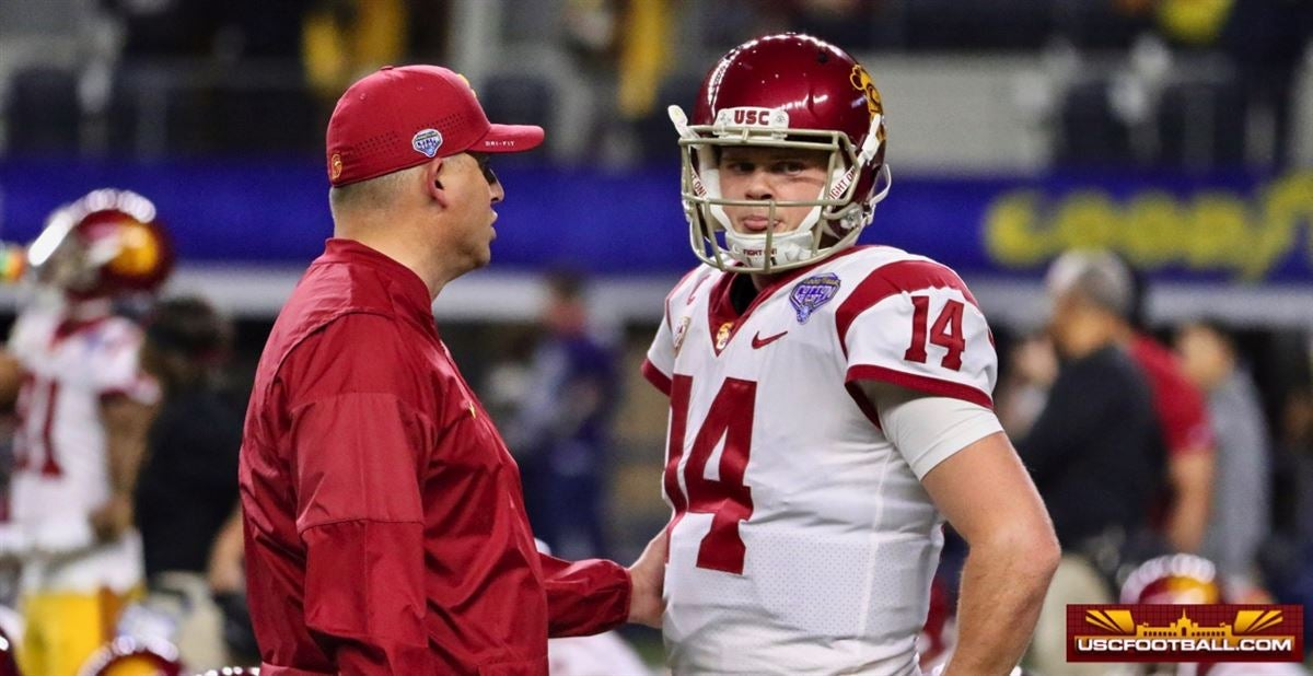 Five Things To Know About Usc Qb Sam Darnold