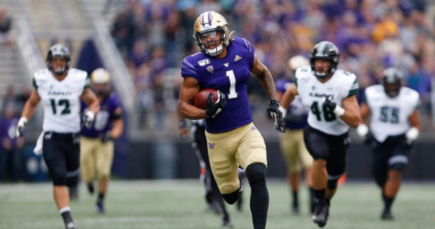 Post-game takeaways following Washington's 52-20 win over Hawaii