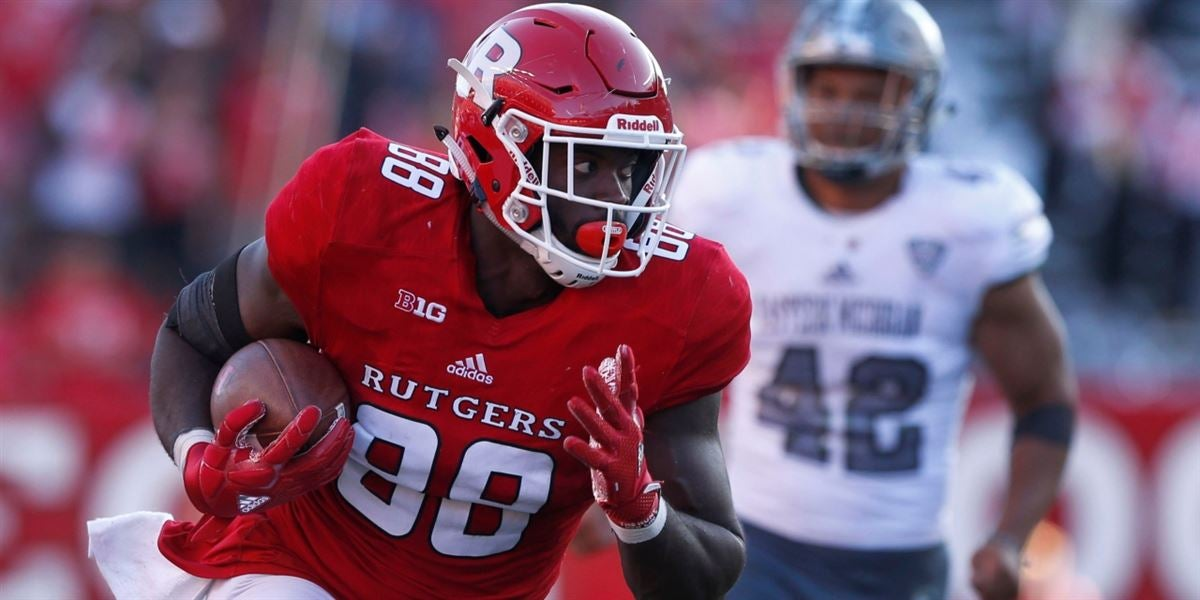 Jerome Washington remains Rutgers' most proven receiver