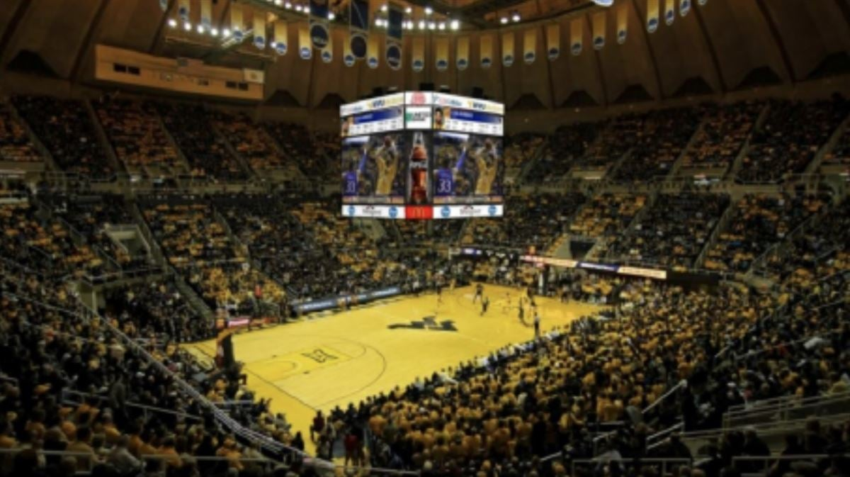 Audio and video upgrades coming to Coliseum, Mountaineer Field
