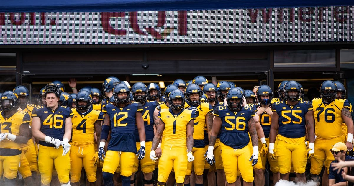 WVU Football: ESPN FPI Updates Game by Game Predictions