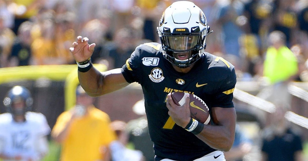 Kelly Bryant opens up about adversity ahead of NFL Combine
