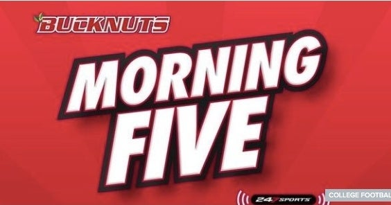 Ohio State Buckeyes College Football, Basketball and Recruiting News on 247Sports - portada