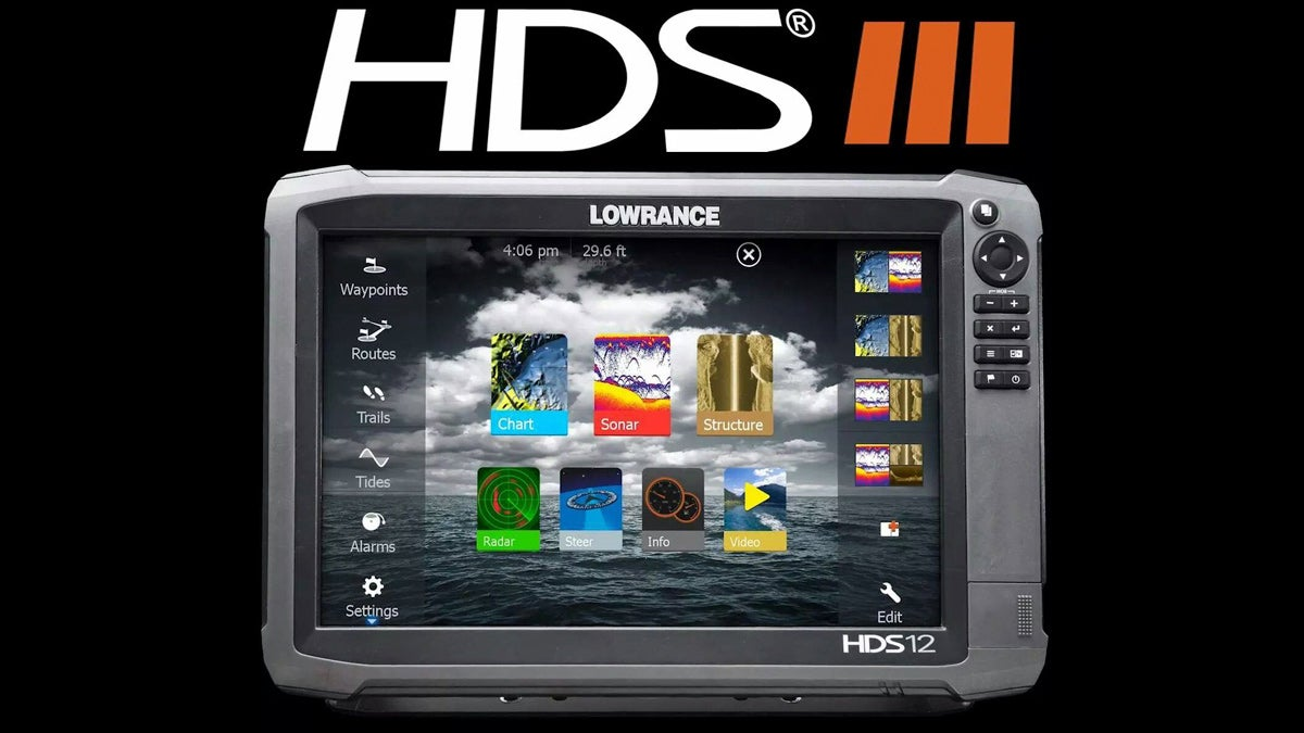 Lowrance Announces Release Of Hds Iii Units Sonichub Wiring Diagram