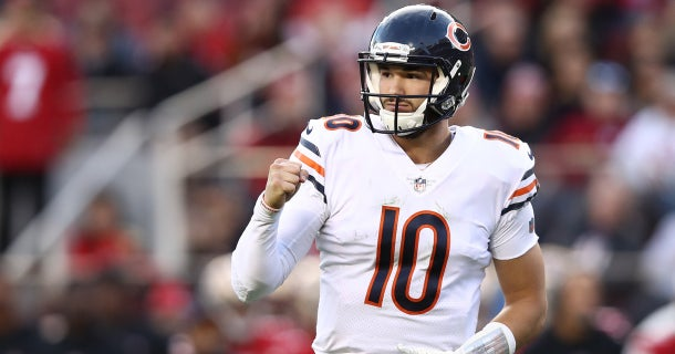 Mitch Trubisky Named Pro Bowl Replacement For Jared Goff