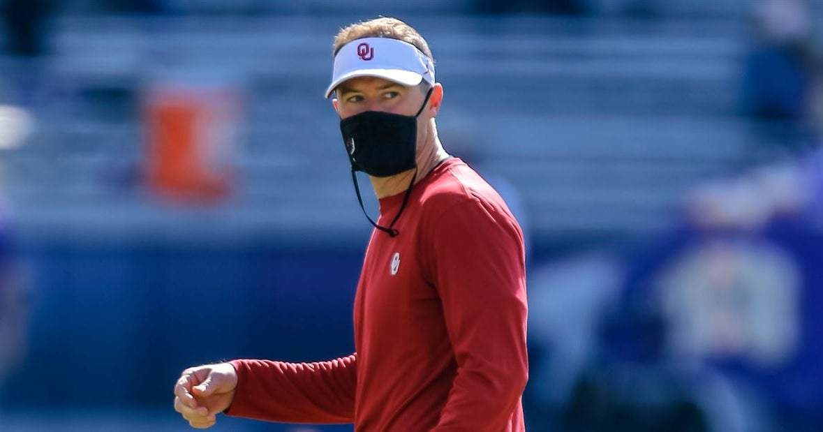 Lincoln Riley addresses media on ninth game week