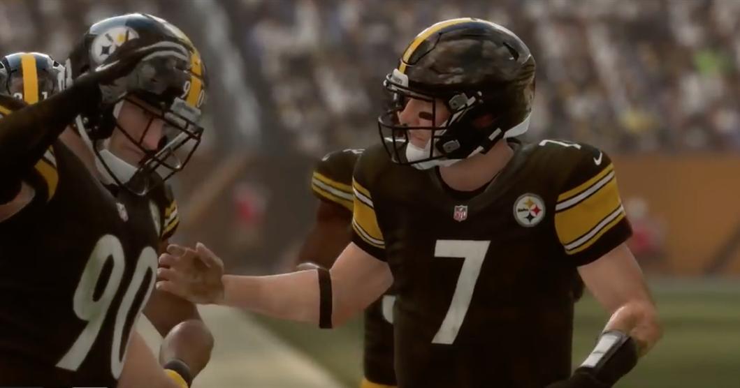 Madden NFL '20 simulates every Steelers regular season game