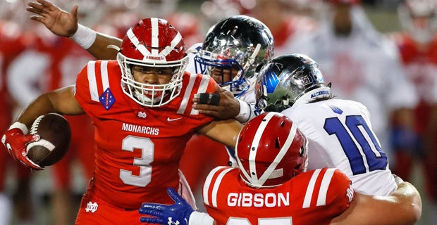 10 Things That Stood Out For Me From The Mater Dei Img Game