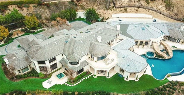 Anthony Davis Buys 7 5 Million Home In Los Angeles