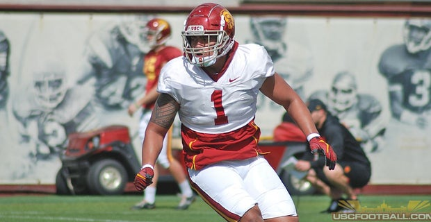 Re-ranking USC's position groups post spring camp