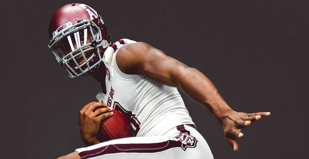 Louisiana QB checks out A&M, will return next weekend