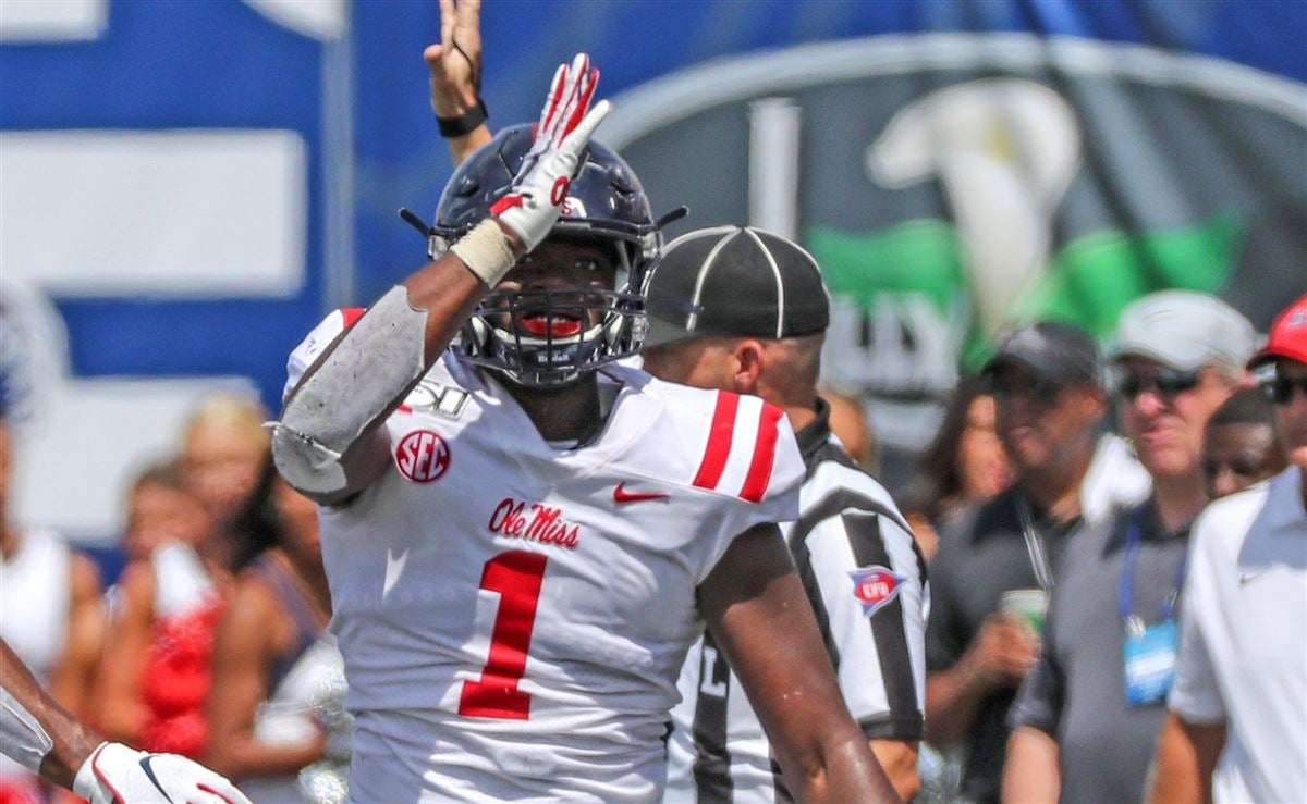Lakia Henry Doesn't Disappoint In Ole Miss Debut