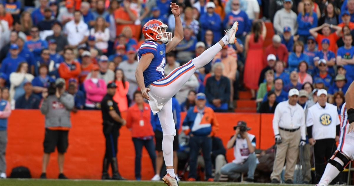 Tommy Townsend: 2020 NFL Draft profile and rankings