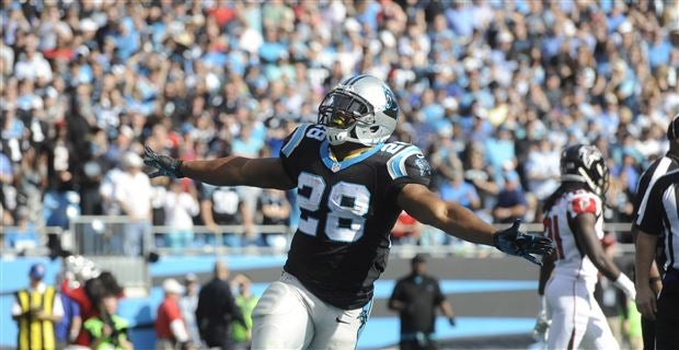 Nike authentic jerseys - Jonathan Stewart won't be limited in any way versus Seahawks