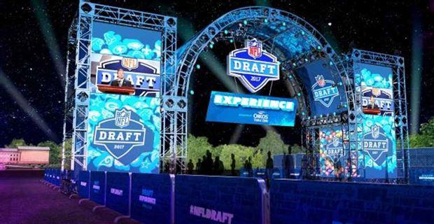 LOOK  Renderings of the NFL Draft Stage in Philadelphia 6d3b0892295