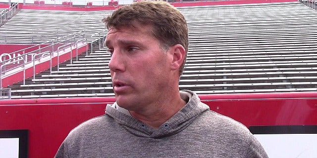 Rutgers head coach Chris Ash discusses Saturday scrimmage