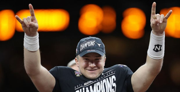 sam ehlinger shares powerful moment with family after sugar bowl