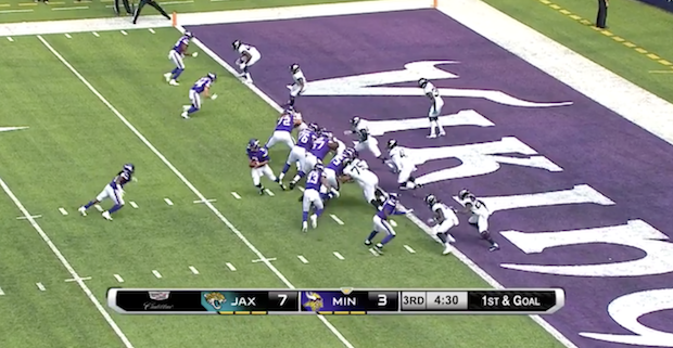 Mike Boone electrifies with TD vs. Jaguars