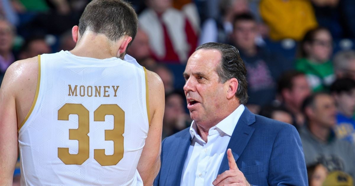 Home Stretch, Three Rematches, Await Mike Brey's Irish