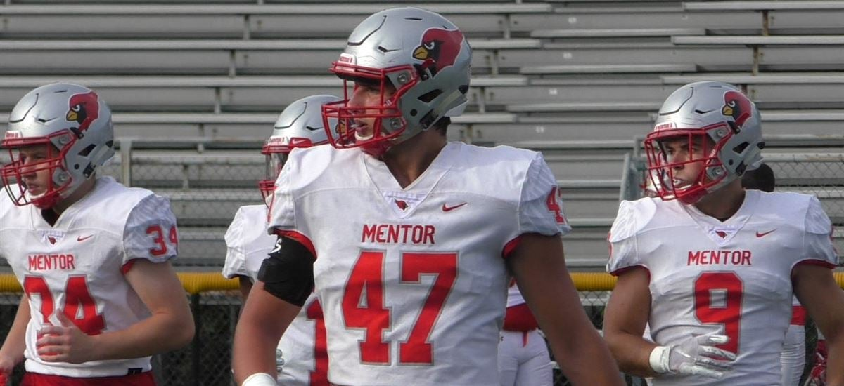 Scrimmage clips and evaluation of freshman DE Brenan Vernon