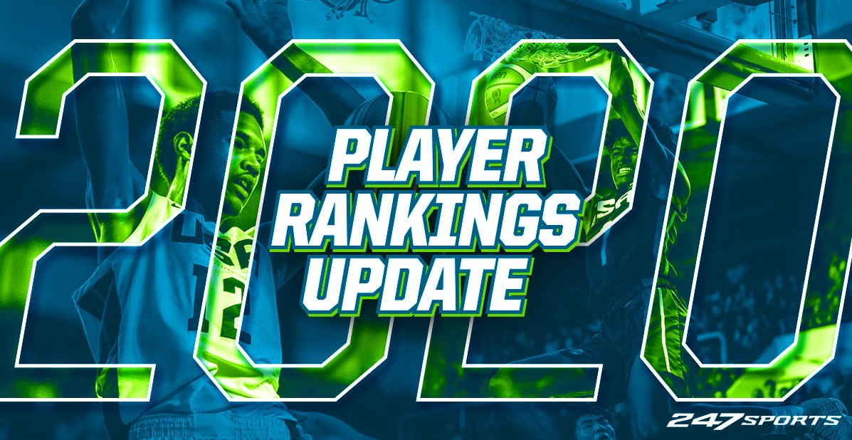 Updated 2020 rankings features fierce battle for No. 1