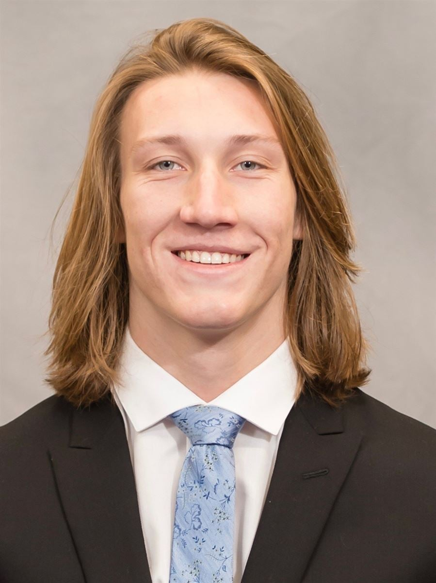 Image result for trevor lawrence