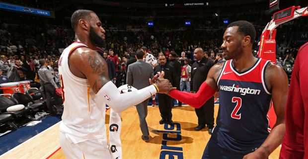 33693defc219 Wilbon  LeBron should sign with Wizards due to Trump criticism