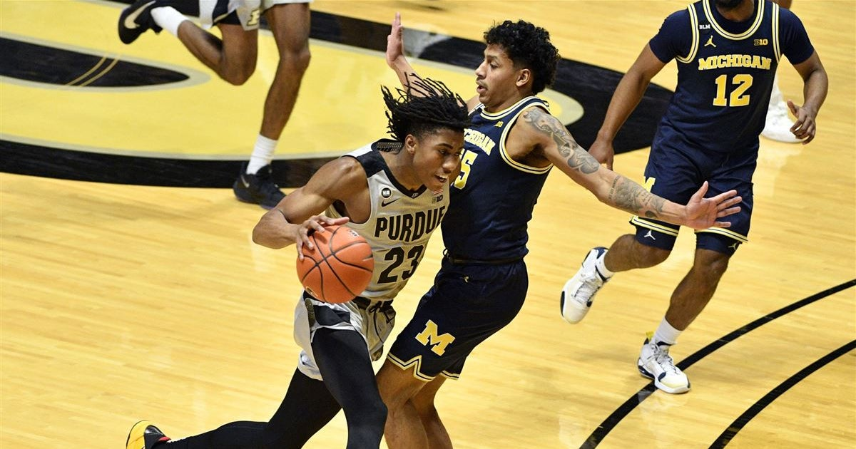 Five takeaways from Michigan basketball's 70-53 win at Purdue