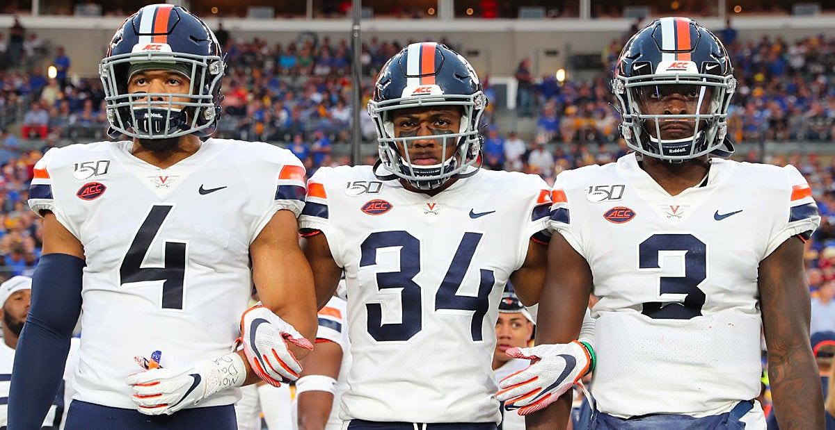 Uva Releases Depth Chart Ahead Of William Mary Game