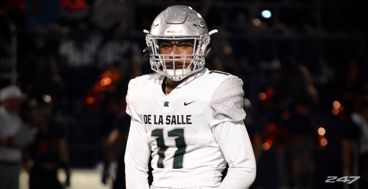 Top50 LB Henry To'oto'o discusses latest with Alabama