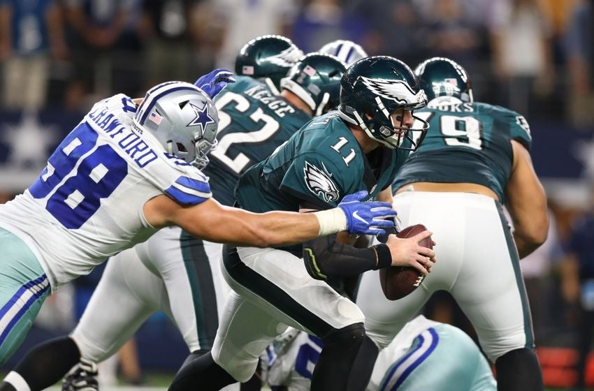 d52e0debf  Arrogant  v  Nasty   Cowboys and Eagles trash talk - vs. fans