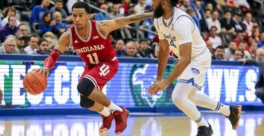 Indiana off to a strong start, makes early Bracketology
