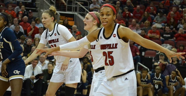 Photo Gallery: Louisville Women's Basketball