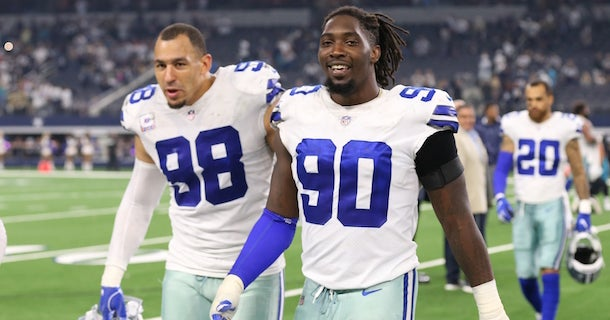 DeMarcus Lawrence on playing Blake Bortles: 'What challenge?'