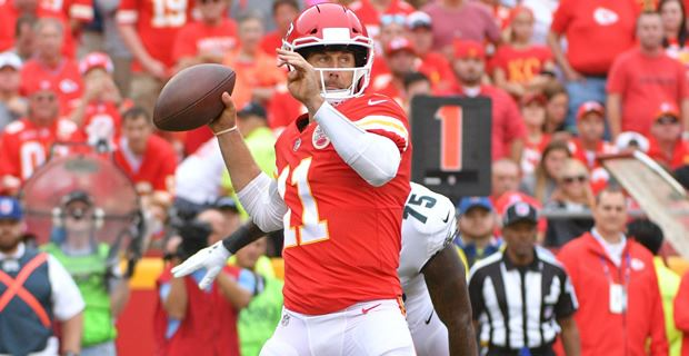 Records and milestones set by the Kansas City Chiefs in 2017 1b75196f3