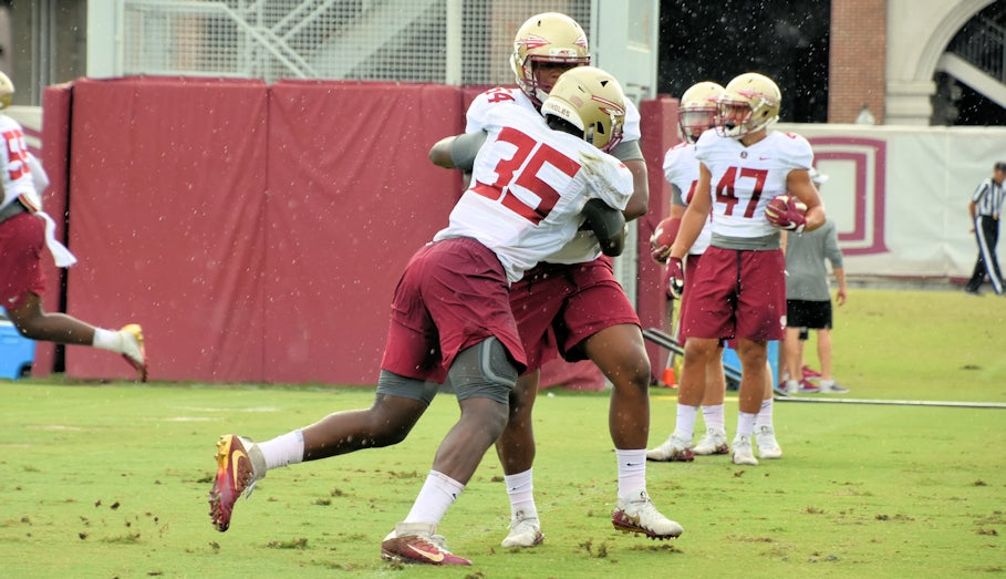 Live Updates: Practice No. 17 for FSU this preseason