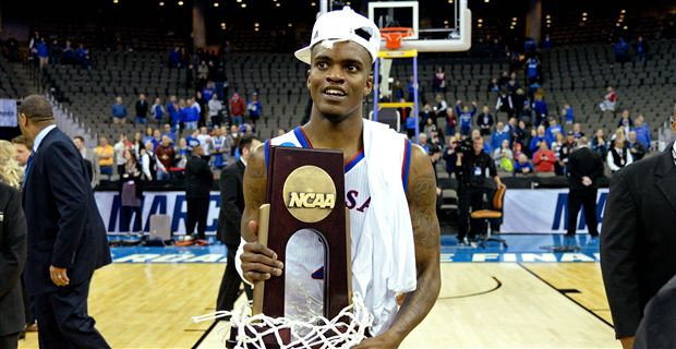 lagerald vick picks new number with special meaning