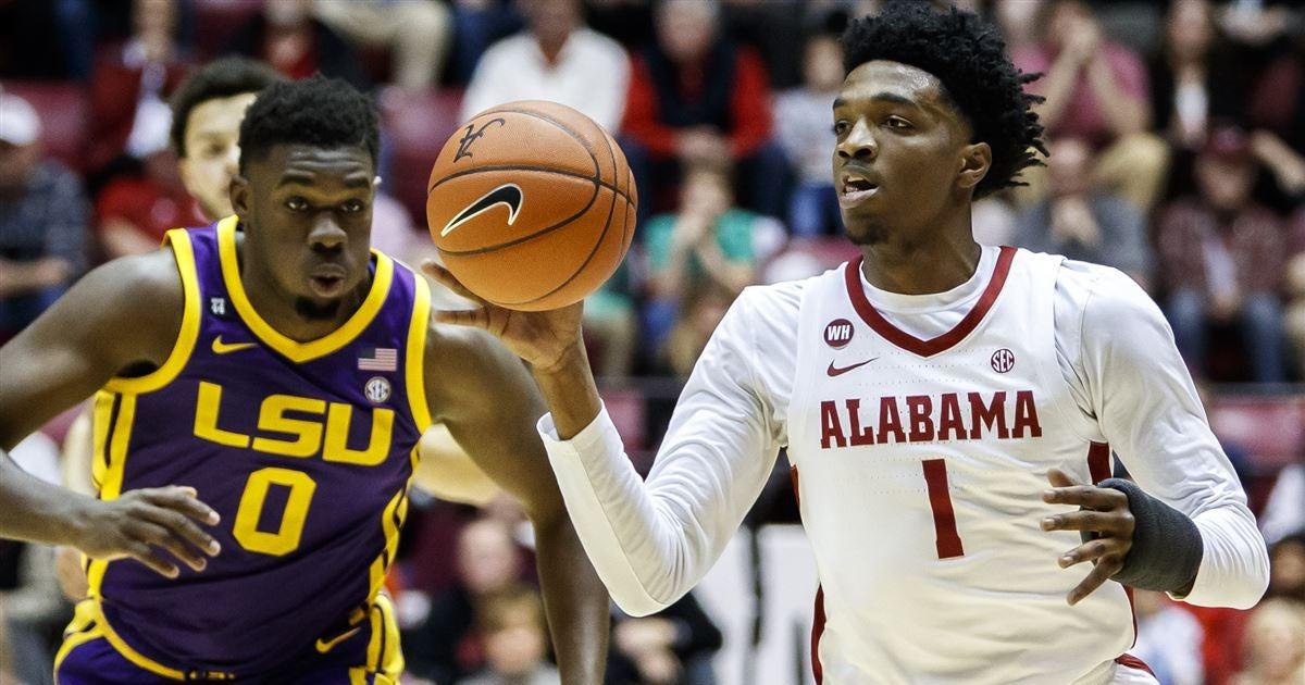 Herbert Jones' heroic performance leads Alabama to win over LSU