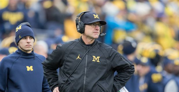 LOOK: Michigan team awards announced
