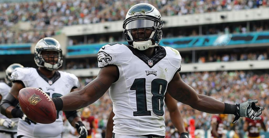 2930f1165 Jeremy Maclin is the greatest Eagles player to wear No. 18