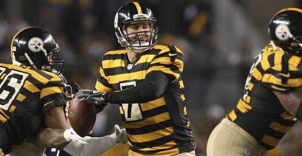 238974cc78c Steelers to wear 'bumblebee' jerseys vs. Jets in Week 5
