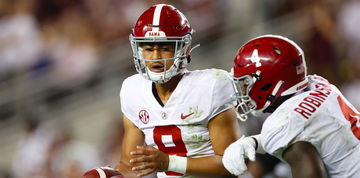 Stat Pack: Where Alabama stands statistically after Game 6